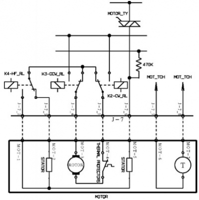 Рис. 26 Схема подключения